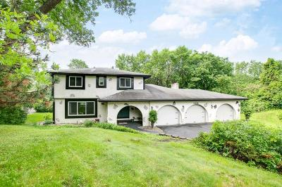 Bloomington Single Family Home Contingent: 4009 Overlook Drive