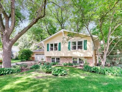Eden Prairie, Chanhassen, Chaska, Carver Single Family Home For Sale: 9232 Cedar Forest Road