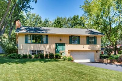 Medina Single Family Home For Sale: 2455 Bobolink Road