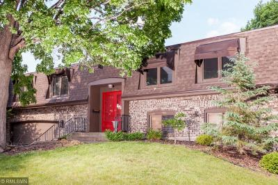 Edina Single Family Home For Sale: 7309 Cornelia Drive