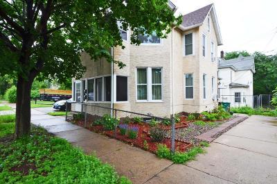 Saint Paul Multi Family Home For Sale: 702 Bradley Street