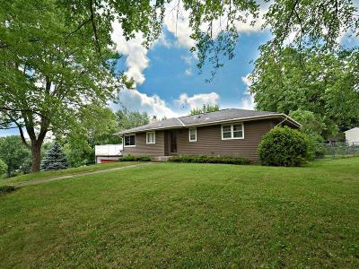Burnsville Single Family Home For Sale: 13824 Shirley Drive