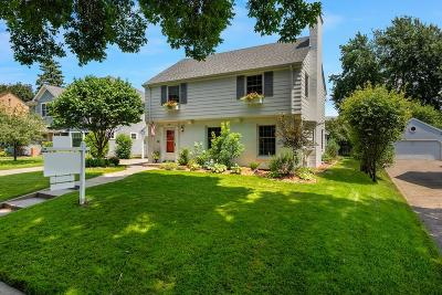 Saint Louis Park Single Family Home For Sale: 2851 Huntington Avenue S