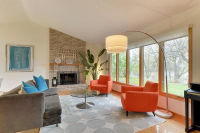 Saint Louis Park Single Family Home For Sale: 4600 Cedarwood Road
