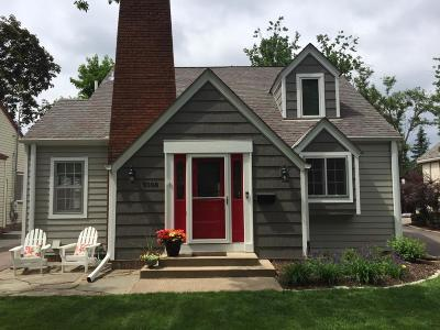 Saint Louis Park Single Family Home For Sale: 5008 W 40th Street