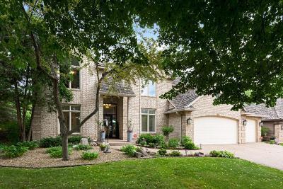 Burnsville Single Family Home For Sale: 14920 Summit Oaks Circle