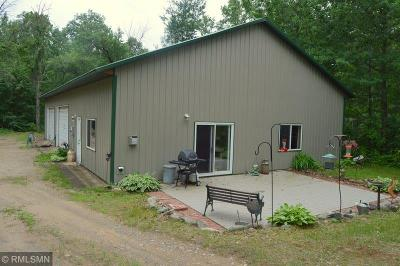 Nisswa Single Family Home Contingent: 8639 County Road 18