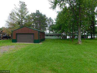 Pine County Single Family Home For Sale: 16344 Linden Tree Road