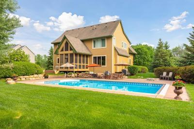 Medina Single Family Home For Sale: 2440 Keller Road