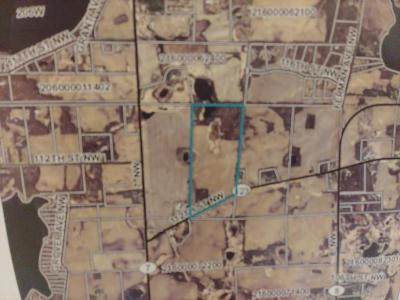 Maple Lake Residential Lots & Land For Sale: 5642 112th Street NW