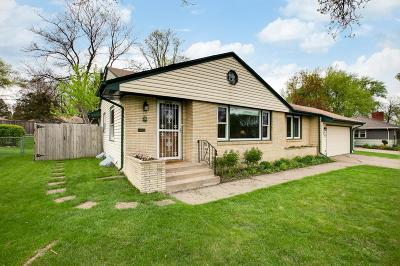 Richfield Single Family Home Contingent: 6236 Portland Avenue