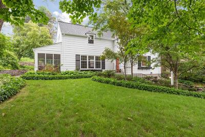 Saint Louis Park Single Family Home For Sale: 4118 Cedar Lake Road S
