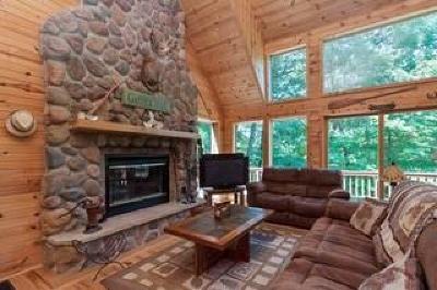 Birchwood Single Family Home For Sale: N221 Balsam Lake Road
