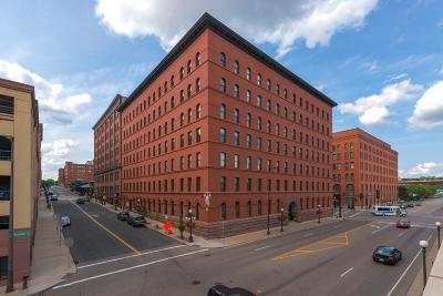 Saint Paul Condo/Townhouse For Sale: 300 Wall Street #408