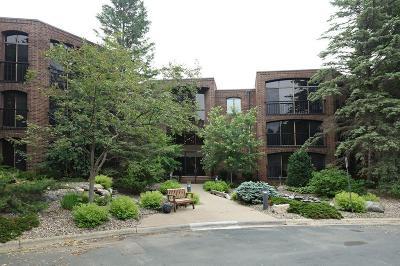 Edina Condo/Townhouse For Sale: 5601 Dewey Hill Road #112