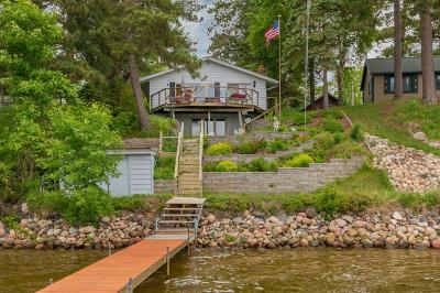 Fifty Lakes Single Family Home For Sale: 16595 N Mitchell Lake Road