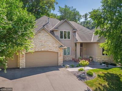 Wayzata, Plymouth Single Family Home For Sale: 16125 37th Avenue N