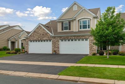 Maple Grove Condo/Townhouse For Sale: 9939 Alvarado Lane N #4402
