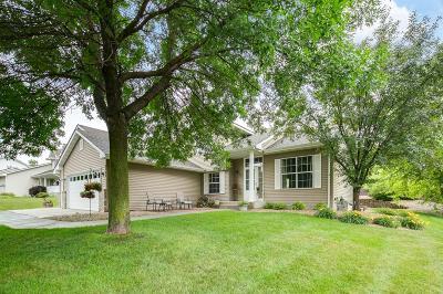 Saint Michael Single Family Home For Sale: 4546 Mayfield Avenue NE