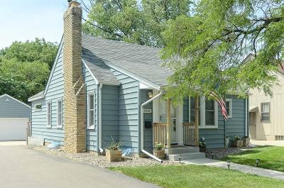 Saint Louis Park Single Family Home For Sale: 4164 Webster Avenue S