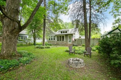 Mahtomedi Single Family Home For Sale: 933 Mahtomedi Avenue