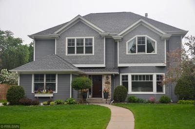 Saint Louis Park Single Family Home For Sale: 2845 Huntington Avenue