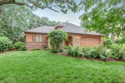 Coon Rapids Single Family Home For Sale: 12230 Grouse Street NW