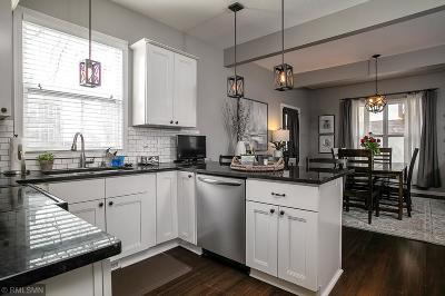 Saint Paul Single Family Home For Sale: 2370 Long Avenue