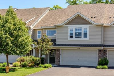 Wayzata, Plymouth Condo/Townhouse For Sale: 5034 Everest Lane N
