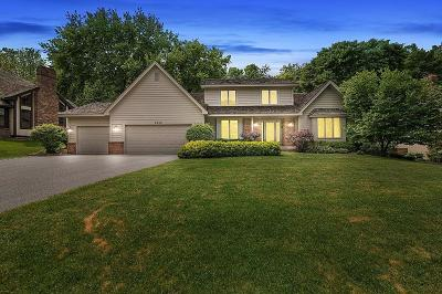 Bloomington Single Family Home For Sale: 9332 Palmer Road