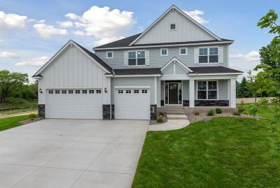 Anoka Single Family Home For Sale: 4325 Parkview Circle
