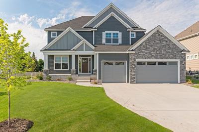 Anoka Single Family Home For Sale: 4327 Parkview Circle