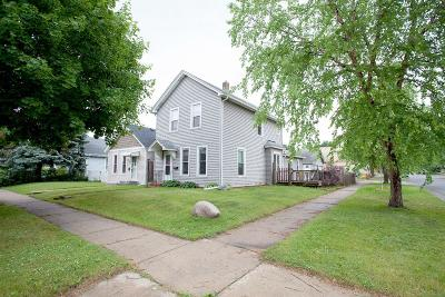 Saint Paul Single Family Home For Sale: 126 Congress Street W