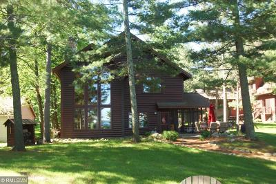 Pequot Lakes Single Family Home For Sale: 6852 Old Whiskey Road