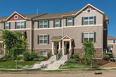 Eden Prairie, Carver, Chaska, Chanhassen Condo/Townhouse For Sale: 8933 SW Village Loop