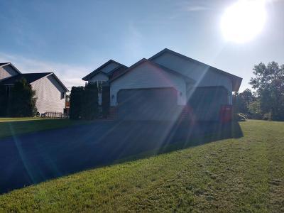 Single Family Home For Sale: 23404 Arrowhead Street NW