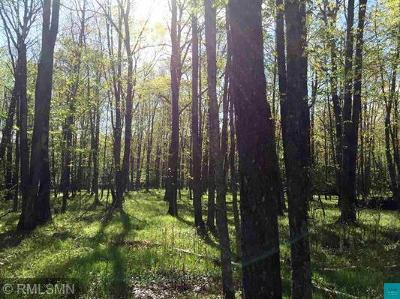 Chisago County, Isanti County, Pine County, Kanabec County Residential Lots & Land For Sale: Xx Rhine Creek Rd