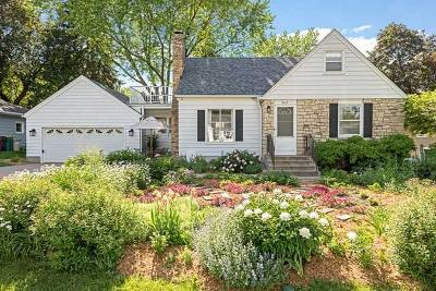 Robbinsdale Single Family Home Sold: 3615 Zenith Avenue N