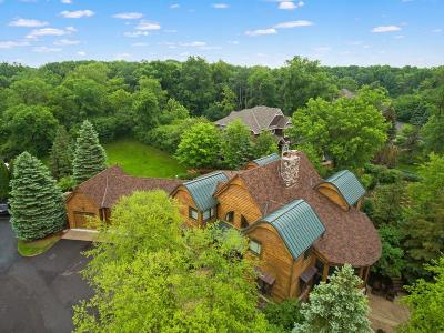 Minnetonka Single Family Home For Sale: 2439 Emerald Trail