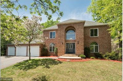 Rosemount Single Family Home For Sale: 13705 Danube Lane