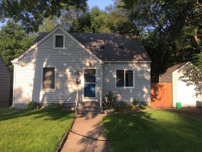Saint Louis Park Single Family Home For Sale: 2809 Nevada Avenue S