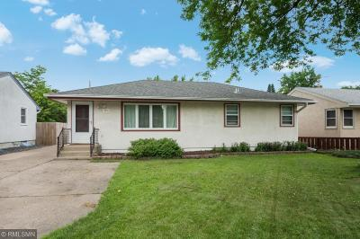 North Saint Paul Single Family Home For Sale: 2789 Longview Drive