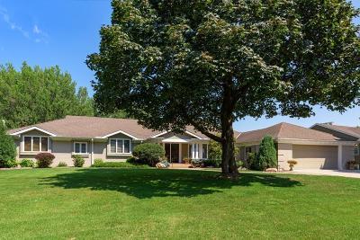 Edina Single Family Home Sold: 6605 W Shore Drive