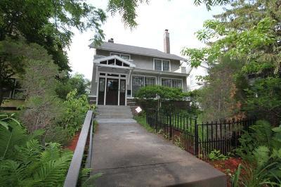 Saint Paul Single Family Home For Sale: 2155 Marshall Avenue