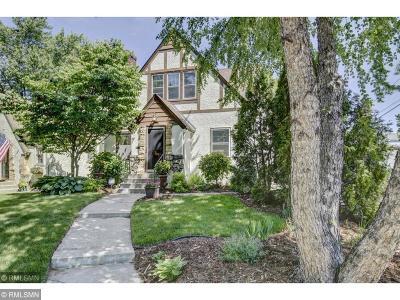 Saint Paul Multi Family Home For Sale: 1597 Hartford Avenue
