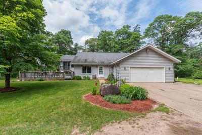 Brainerd Single Family Home For Sale: 6078 Pine Beach Road