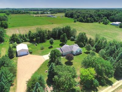 North Branch Single Family Home For Sale: 13295 Saint Croix Trail