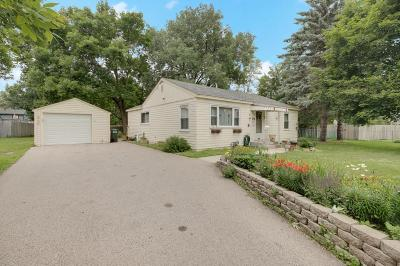 Bloomington MN Single Family Home For Sale: $184,900