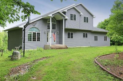 Single Family Home For Sale: 5780 Lake Sarah Heights Drive
