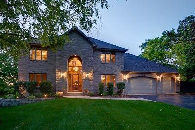 Burnsville Single Family Home For Sale: 12648 Tiffany Court